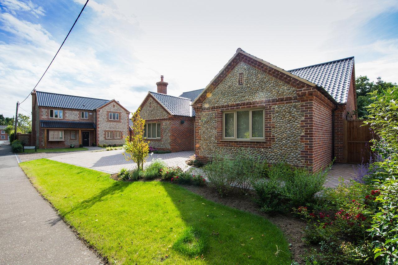 Beckett's Closed Hindolveston bungalow