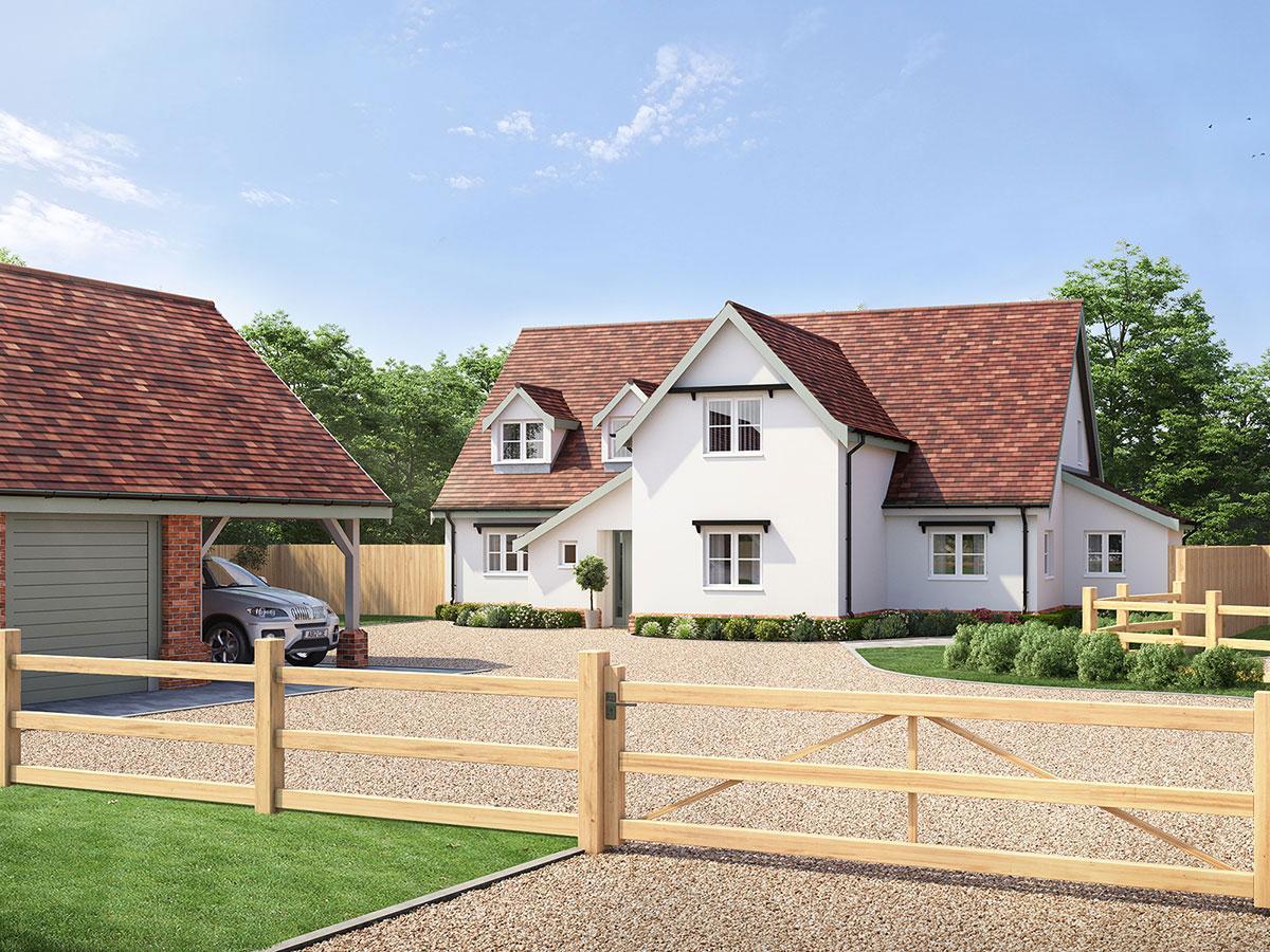 Chestnut Lodge Wreningham