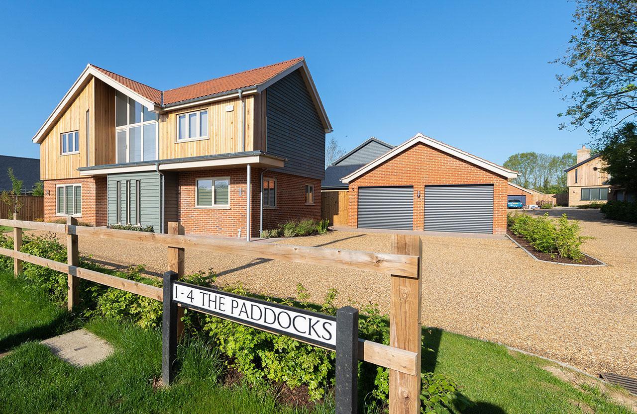 Great Ellingham Home