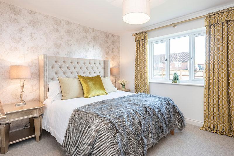 Guist bedroom