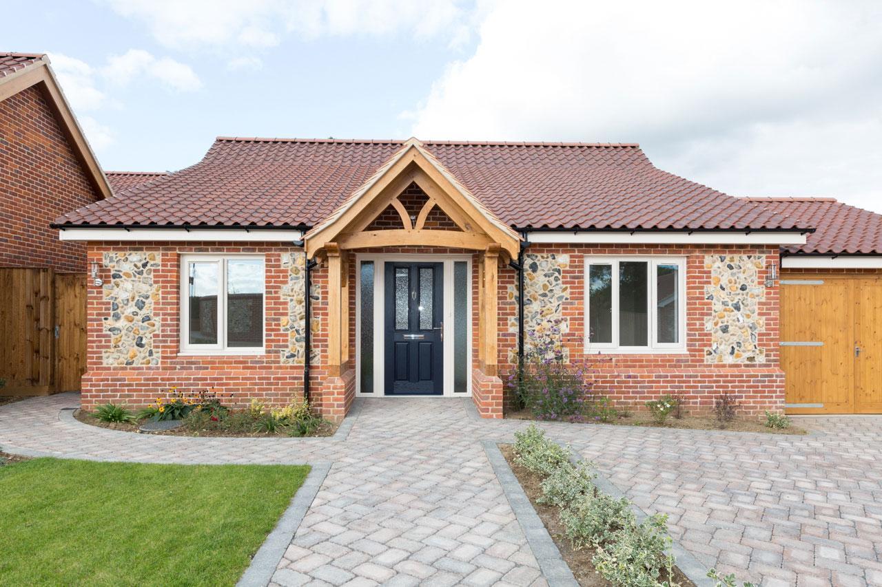 The Warren Bawburgh bungalow